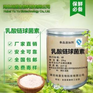 食品级防腐剂山东元泰乳酸链球菌素厂家直销批发价格