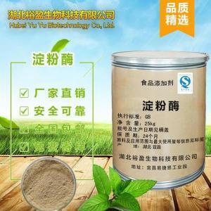 厂家直销食品级酶制剂淀粉酶价格