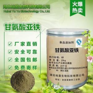 甘氨酸亚铁在食品加工中的应用