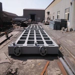 钢制闸门 PGZ铸铁闸门 不锈钢闸门 潜孔式钢制闸门 漏顶式闸门
