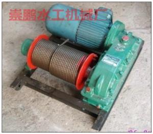 北京电动卷扬式启闭机厂家