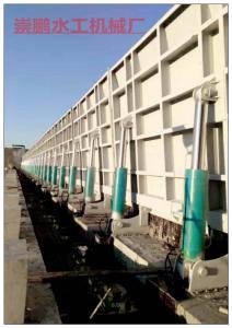 排水专用翻版闸门,液压翻版闸门生产厂家
