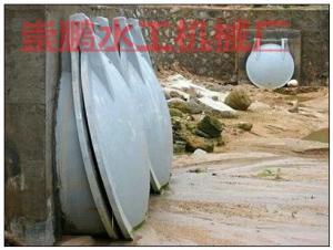 优质不锈钢拍门,圆形铸铁拍门dn700用途