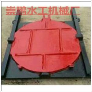 电动铸铁闸门厂家,水库专用高水头潜水铜止水铸铁闸门