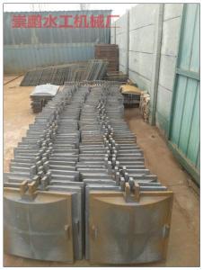 正宗铸铁闸门价格/农田水利专用机闸一体铸铁闸门