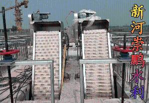 细格栅清污机生产厂家
