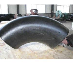 90度大口徑對焊彎頭加工