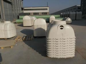 农村厕所改造化粪池