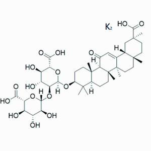甘草酸二钾盐 产品图片