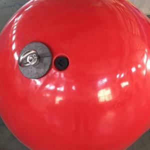丽江水上警示浮球 组合式警戒线塑料浮球批发定制