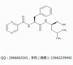 硼替佐米杂质 (S)-Hydroperoxy Des(boric Acid) Bortezomib(纯度95%以上)