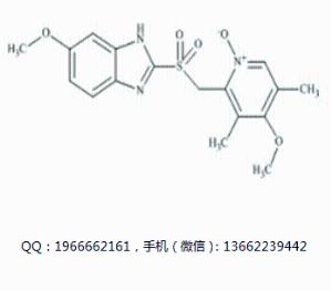 奥美拉唑砜N-氧化物(奥美拉唑杂质I) Omeprazole Sulfone N-Oxide
