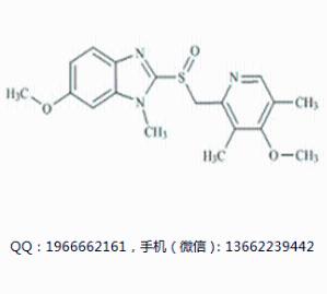 1-N-甲基奥美拉唑 1-N-Methyl Omeprazole