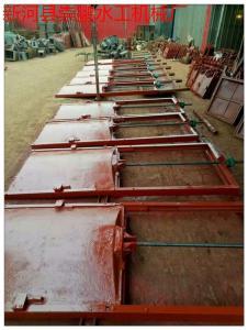 贵州高配置铸铁闸门,双向止水铸铁闸门崇鹏口碑好的厂家