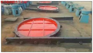 正宗铸铁闸门制作方法/1×1m闸门标准尺寸