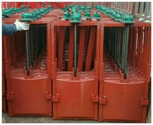 广西铸铁闸门生产厂家,渠道闸门,水利机械铸铁闸门