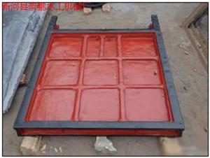 青海定做平面铸铁闸门,铸铁闸门重量,球磨铸铁闸门生产厂家