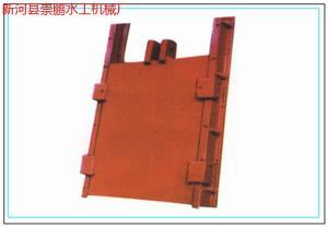 泵站专用铸铁闸门,电动铸铁闸门,双吊点铸铁闸门