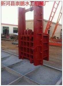铸铁闸门图纸,优质铸铁闸门尺寸及外形尺寸