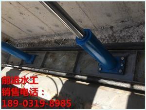 液压钢闸门厂家景观钢闸门加工|液压翻板闸门
