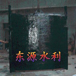 东源铸铁闸门科学性设计体验