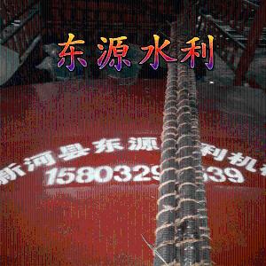 东源铸铁闸门工程中的作用