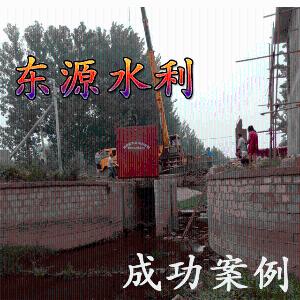 东源铸铁闸门运行原理和特点