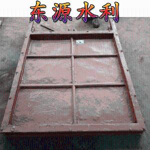东源铸铁闸门试验方法与检验规则