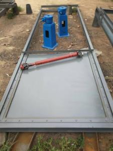 水庫專用閘門