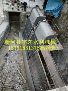 3*3.5m回转式格栅清污机