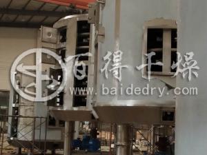 含甲醇抗氧剂专用盘式干燥机  橡胶防老剂真空盘式干燥机