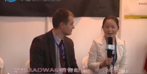 展商访谈—欧洲RADWAG销售经理Lucas